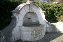 Bluntschli-Brunnen