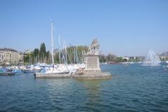 Hafen Enge